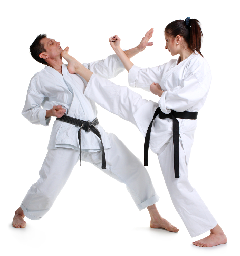 Claim your two free karate lessons